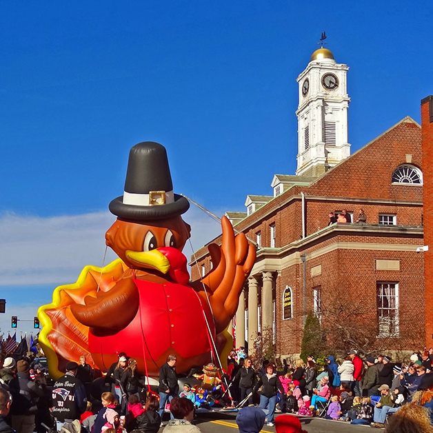 America's Hometown Thanksgiving Celebration