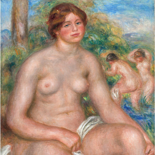 """The Trouble with Renoir"""