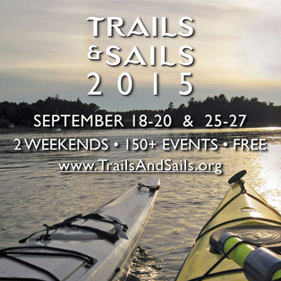 TRAILS & SAILS: Two Weekends of Walks and Water