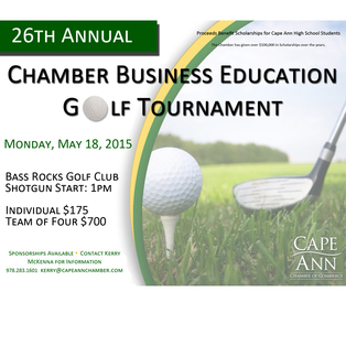 Chamber Business Education Golf Tournament