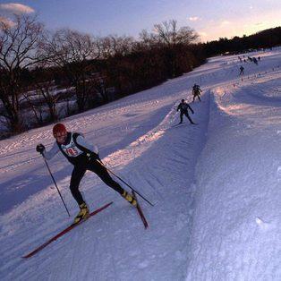 Weston Ski Track