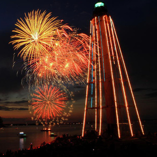Marblehead Fireworks & Harbor Illumination