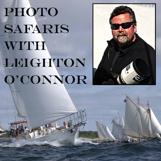 Gloucester Schooner Race Photo Safari with Leighton O'Connor