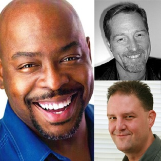 Stand Up Comedy Night: Joe Espi, Mitch Stinson and Louis Ramey