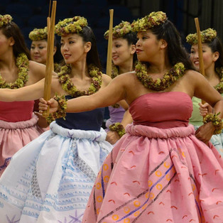 Sacred Dances and Legends of Hawai'i