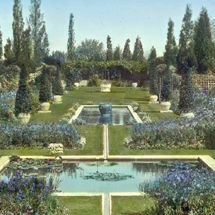 Legacy in Blue: Recapturing an Iconic Newport Garden