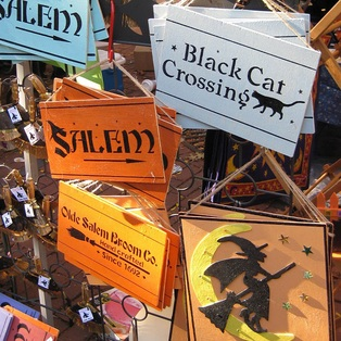 34th Annual Salem Haunted Happenings