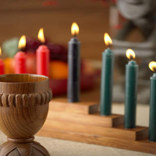 Kwanzaa Celebration: Music, Drumming and Storytelling