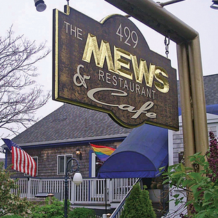 Mews Restaurant & Cafe