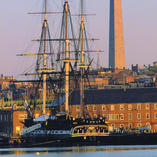 USS Constitution Opens 2014 July 4 Cruise Lottery