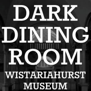 Dark Dining Room House Concert Series: Colorway / Mark Schwaber