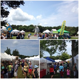 Summer in Brewster Arts and Craft Festival