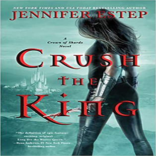 Urban Fantasy author Jennifer Estep speaks! (Virtually)