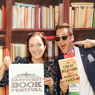 9th ANNUAL NANTUCKET BOOK FESTIVAL