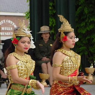 Evolution of Cambodian Dance Film Series