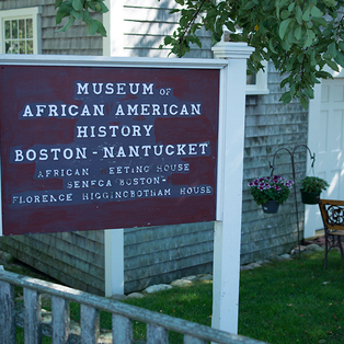 African Meeting House on Nantucket/The Museum of Afro-American History