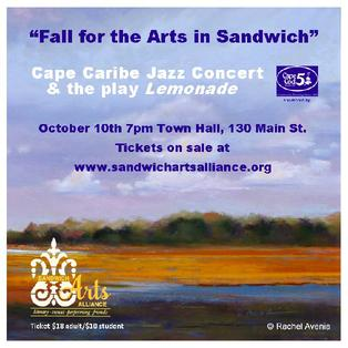 """Fall for the Arts in Sandwich"""