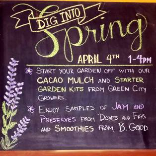 Dig into Spring at Taza Chocolate!