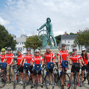 Maritime Massachusetts Bike Tour