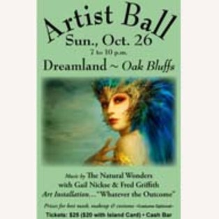 Artist Ball at Dreamland