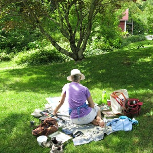 Plein Air Painting: The Elements of Success
