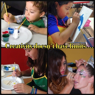 COLORES KIDS Arts & Crafts Studio