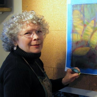 Rebecca Clark: Fine Art Soft Pastel Workshop