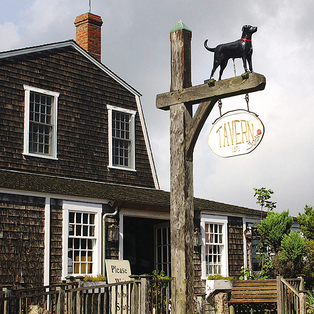 The Black Dog Tavern
