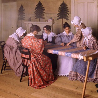 Textile Weekend: Everyday Elegance: Early 19th Century Clothing for Ladies and Gentlemen