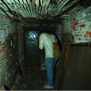 Salem Tunnel Tour