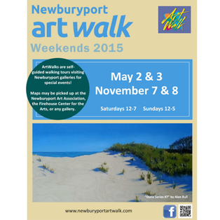 Newburyport ArtWalk 2015