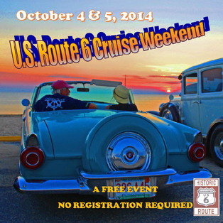 3rd Annual U.S. Route 6 Provincetown Cruise Weekend