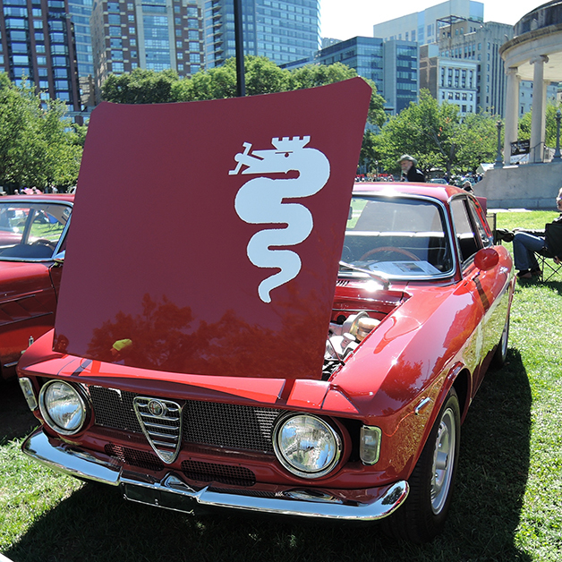 Event - Boston car show this weekend