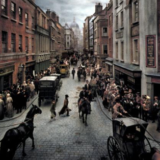Dickensian England with Vaillancourt Folk Art