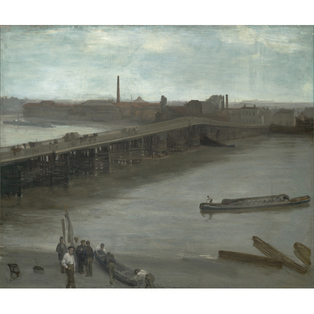 Gallery Talk for An American in London: Whistler and the Thames
