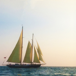 Come Sail Gen. Patton's 1939 Schooner!
