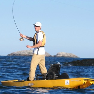 Hobie Kayak Fishing Adventures