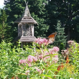 Massachusetts Horticultural Society- The Gardens at Elm Bank