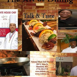 The Art of Dining: Talk & Taste