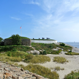 Fort Phoenix Beach State Reservation