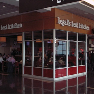 Legal Test Kitchen-Logan Terminal A