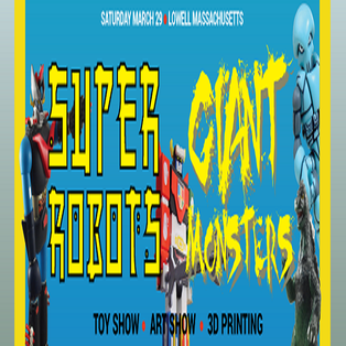 Super Robots Giant Monsters
