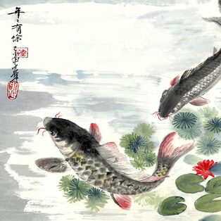 Chinese Art: Traditional Chinese Brush Painting with Zhong-hua Lu