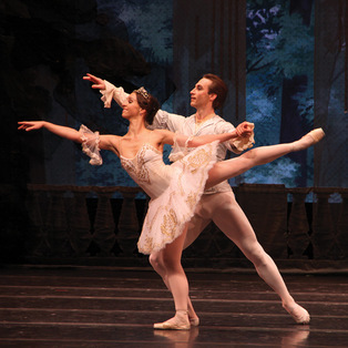 Music Worcester presents Moscow Festival Ballet's Sleeping Beauty