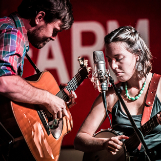 The Honey Dewdrops with opener Mark Mendeville & Raianne Richards
