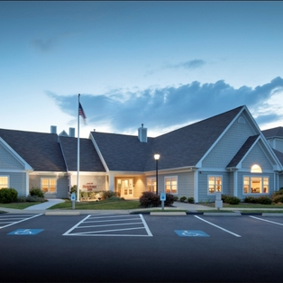 Dartmouth Residence Inn by Marriott