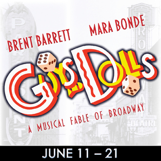 Reagle Music Theatre presents Guys and Dolls - June 11-21