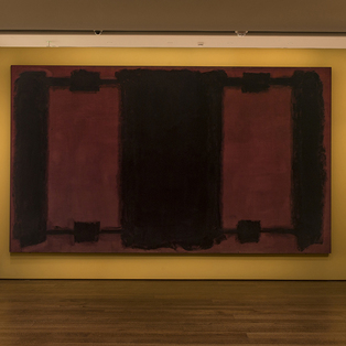 Mark Rothko's Harvard Murals